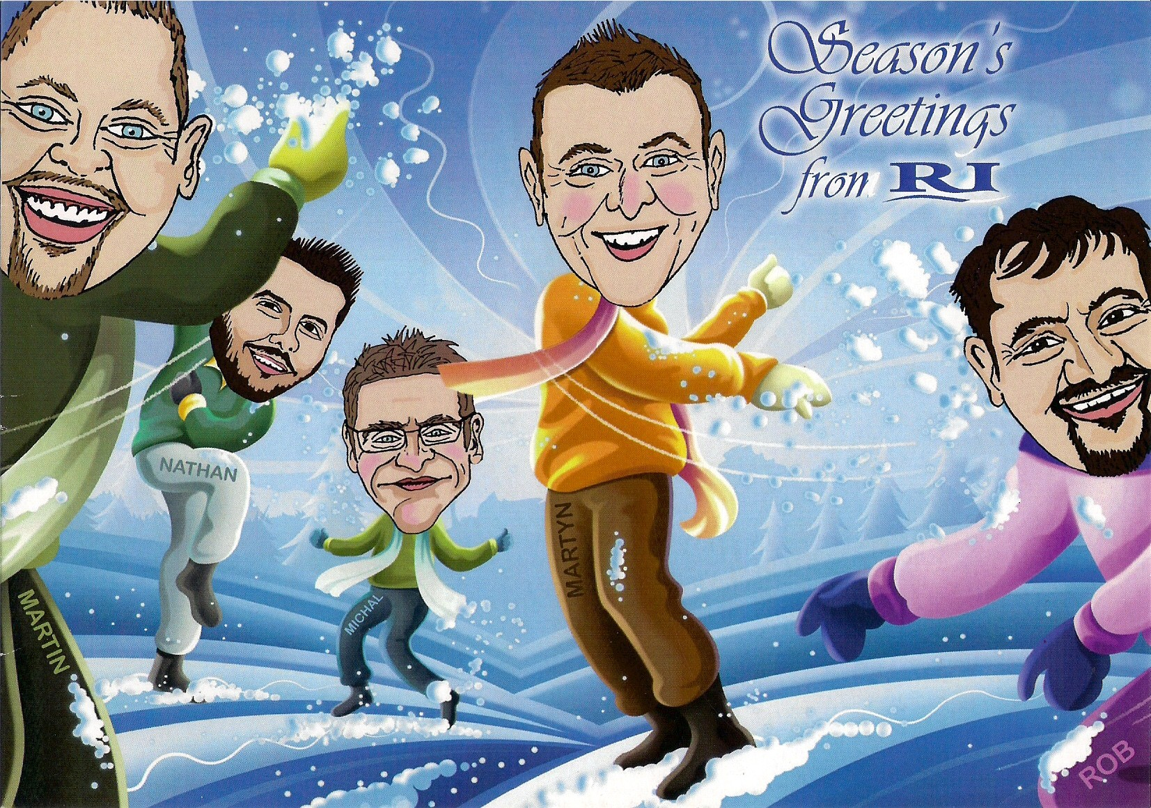 CARICATURES FROM PHOTOSCornwall Caricatures | Cornwall Caricatures